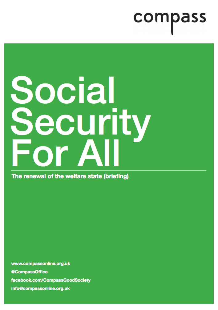Social security for all
