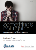somthing's not right cover