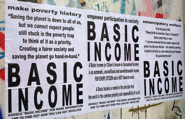 Universal Basic Income: Security for the Future?